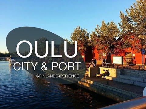OULU - City & Port // Finland