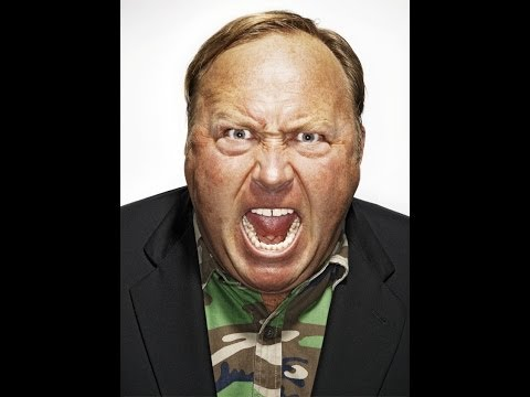Alex Jones Blows The Lid Off