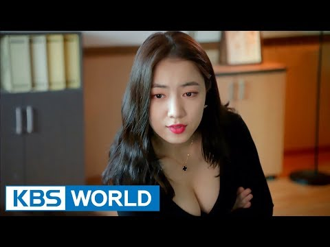 [1Click Scene] RyuHwayoung gets what she wants with her glamorous body! (MadDog, Ep.1)