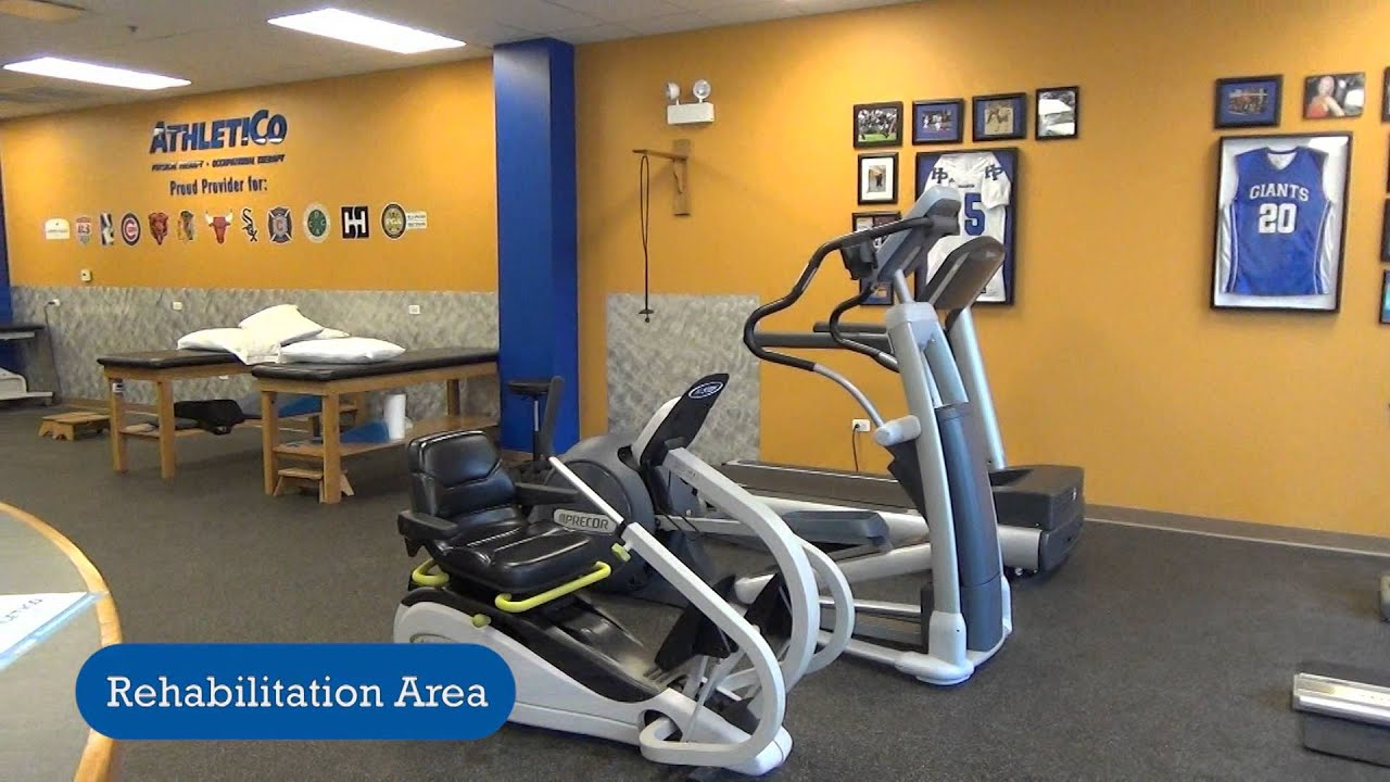 Athletico Highland Park Physical Occupational Therapy
