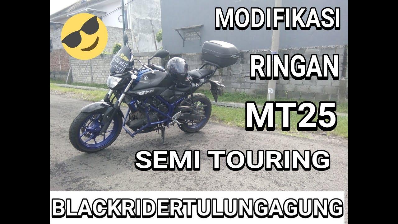 Apa Aja Yang Sudah Dimodifikasi Di Yamaha Mt25otovlogindonesia01