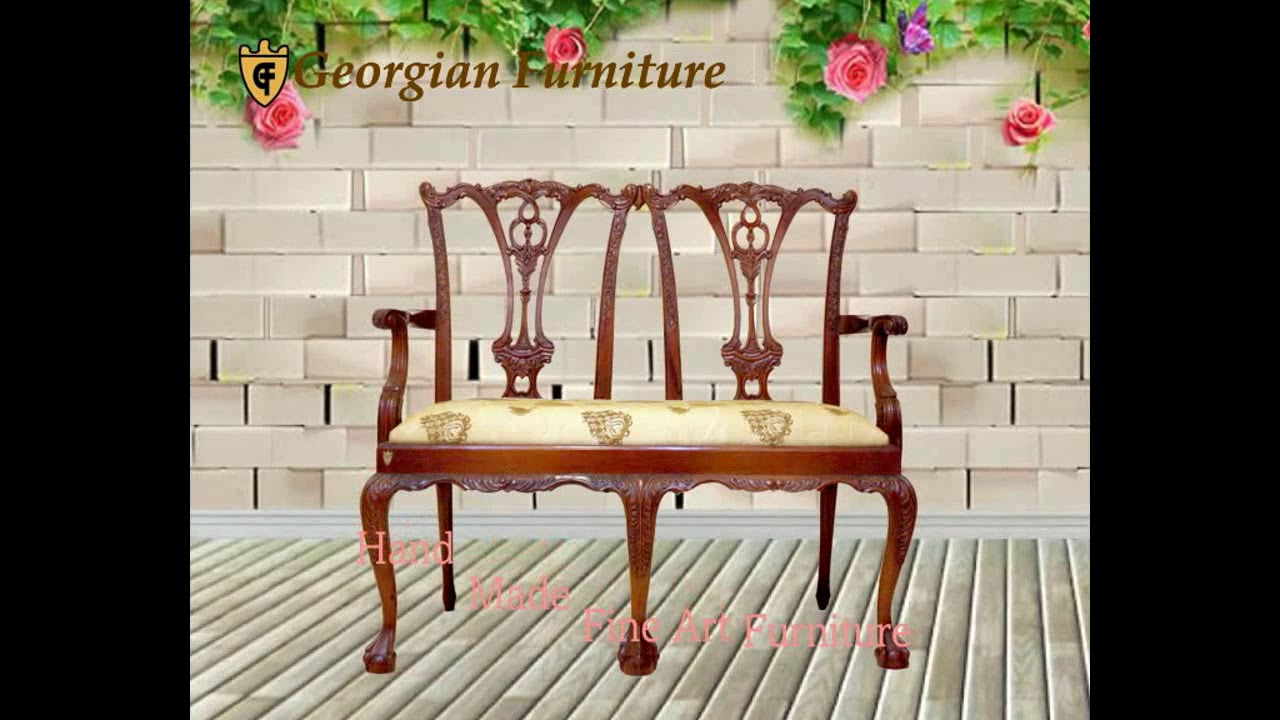 Georgian furniture home design ideas and pictures Ashley home furniture jakarta