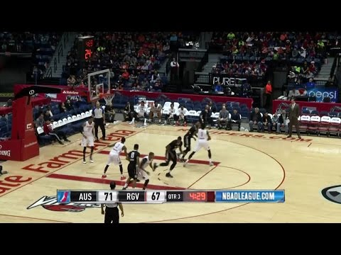 Highlights: Orlando Johnson (21 points)  vs. the Vipers, 12/17/2015