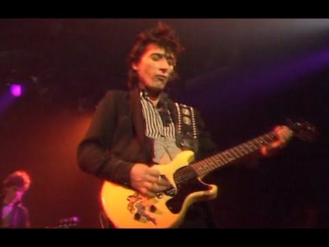 Johnny Thunders & the Heartbreakers 'All By Myself' live Lyceum 1984 (new edit)