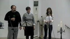 """Рождествен концерт - 2 Група """"Сион"""" Church Varna"""
