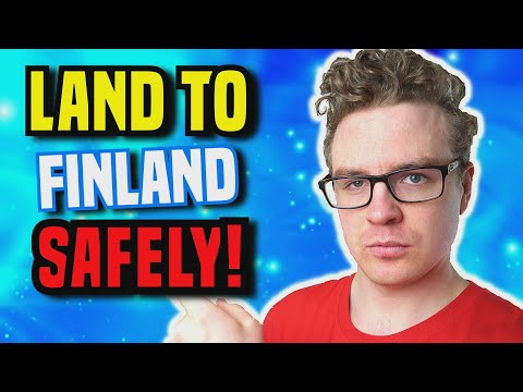 How to Get from Helsinki Vantaa Airport to Helsinki City EASILY!