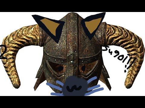 THE BOOTY KITTY!! | Elder Scrolls V: Skyrim