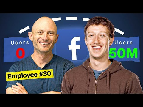 6 Viral Growth Hacks We Used To Grow Facebook to 50,000,000 Users