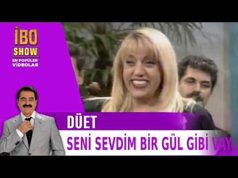 İbrahim Tatlıses & Mine Koşan - Seni Sevdim Bir Gül Gibi Vay (1994)