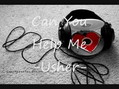 Can You Help Me - Usher