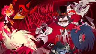 Demon Headcanon Voices