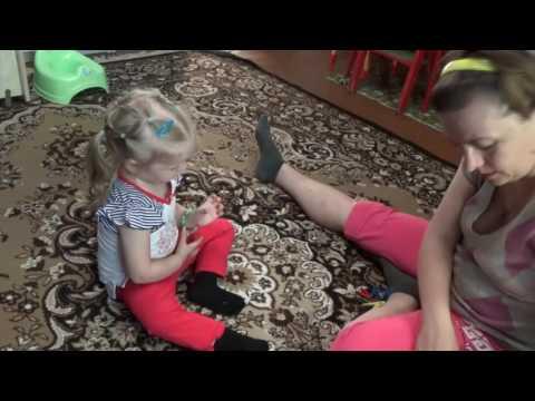 Чем заняться с малышом дома? #3. Развивающие игры