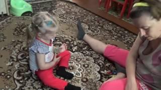 видео Как заниматься с малышом... Музыкой!