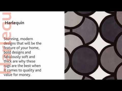 Harlequin Rug Ha10 005 Bubble Grey