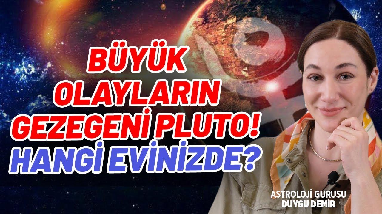 Plüton Retrosu: 26 Nisan-06 Ekim 2021 – Astrolog Nur Banu Telci