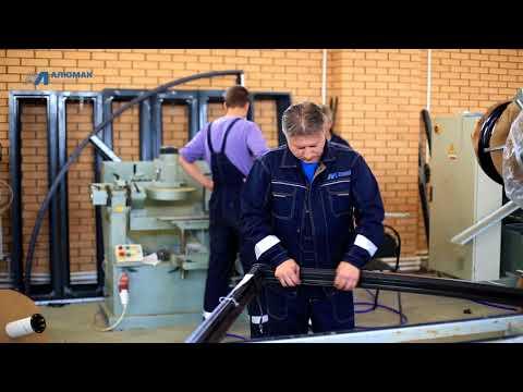 Алюмак - завод алюминиевых светопрозрачных конструкций