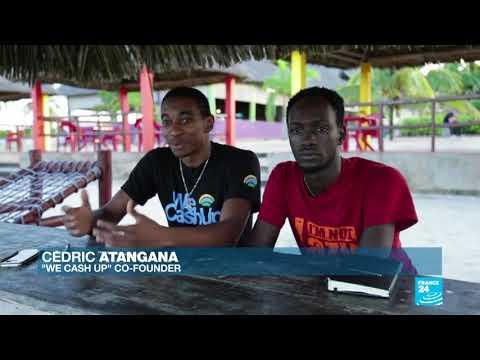 DFS Lab Fintech Bootcamp, Dar es Salaam, Tanzania on France 24