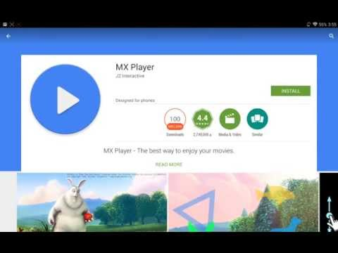 MX PLAYER for Android Review