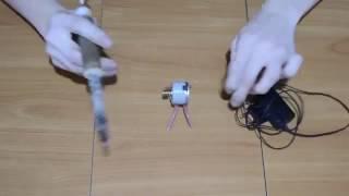 Как сделать мини робот своими руками в домашних условиях(Как сделать мини робот своими руками в домашних условиях., 2016-12-03T07:15:25.000Z)