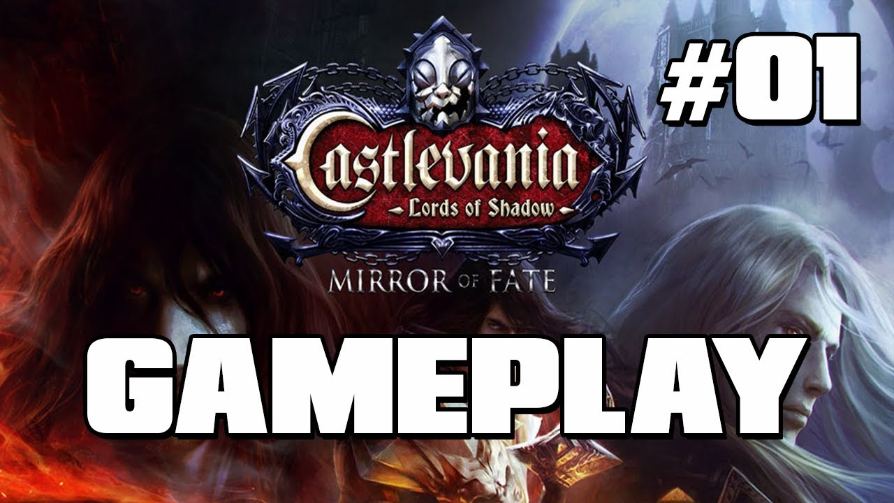 Castlevania Lords of Shadow – Mirror of Fate HD - Steam version #Live #11