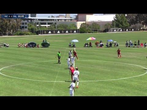 '99/'00: Pateadores Academy vs Real Salt Lake AZ