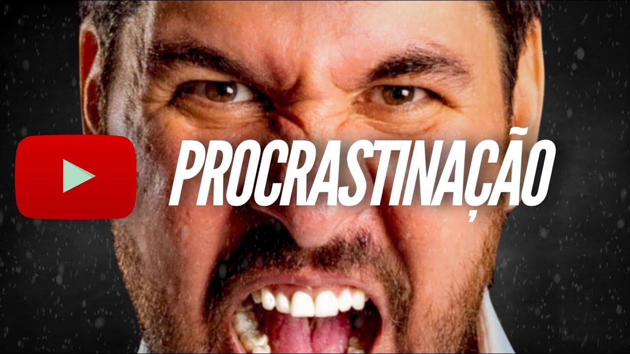 Acabe Definitivamente Com a Procrastinação