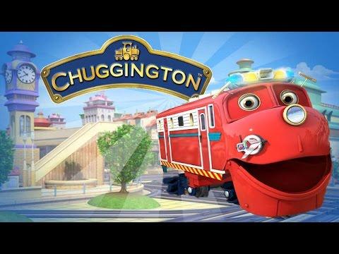 Chuggington | Чаггингтон. УИЛСОН. Весёлые паровозики из ...