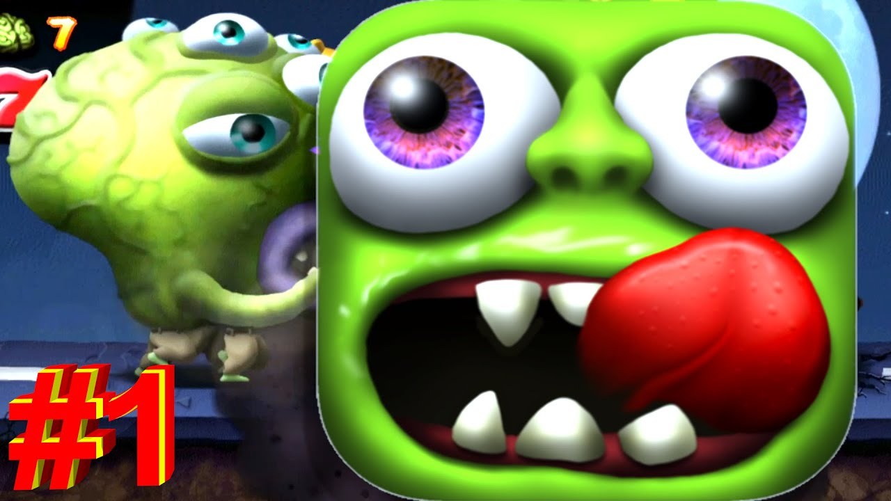 Zombie Tsunami:  eat your friends Gameplay #1