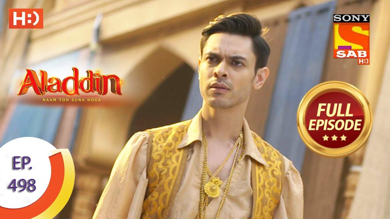 Download Aladdin - Ep 498 - Full Episode - 26th October 2020