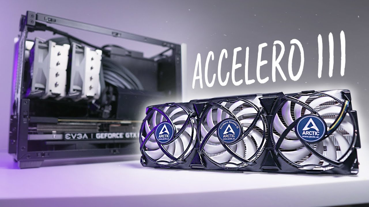 Accelero III on a 1080 Ti - Exceeding Expectations!