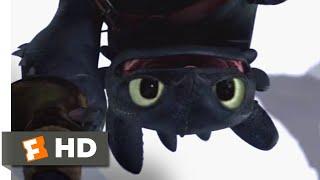 How to Train Your Dragon - Dragon Fight Scene   Fandango Family