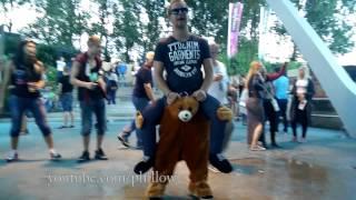Teddy Bear carry me costume | dance video