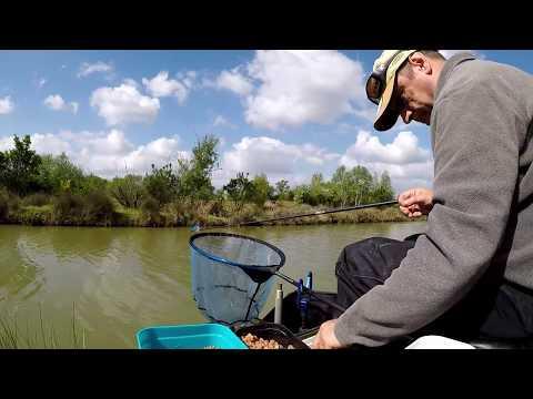 2019-05 Puddledock Farm Fishery - Snake Lake