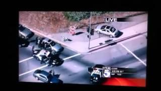 Suicide By Cop In North Hollywood