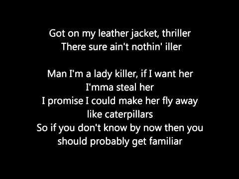 G Eazy♥♥ ft. Hoodie Allen♥♥Lady Killers♥♥ (Lyrics)