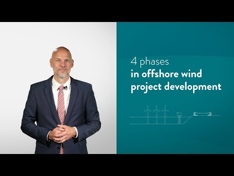 Course: Offshore Wind Project Development - 4 phases (teaser)