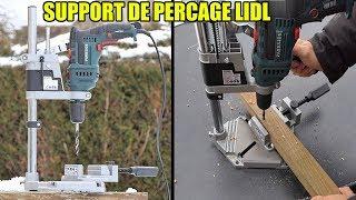 Support De Perçage Lidl Powerfix Pour Perceuse Type