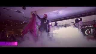 Asian Sikh Wedding Sings Wonderwall (Bhangra Punjabi mix) - Jett Jagpal