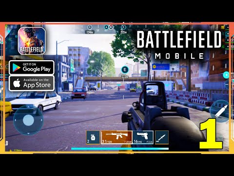 Battlefield Mobile Android BETA Gameplay - Part 1