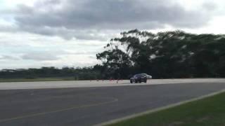 ATC 2009 VIC Lang Lang Skid Pan Russel Cunningham R32 GTSt