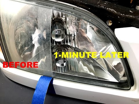 Thumbnail: How MOMMA Repairs Headlights to NEW in 3 Minutes