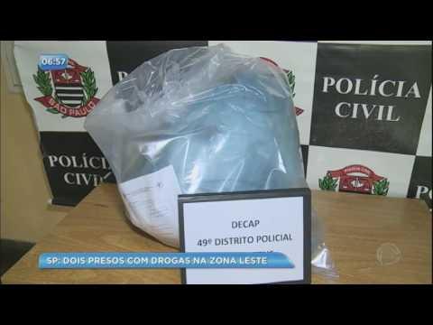 Polícia prende suspeitos de delivery de drogas em São Mateus