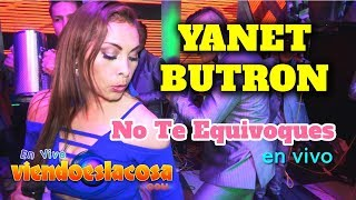 VIDEO: NO TE EQUIVOQUES EN VIVO