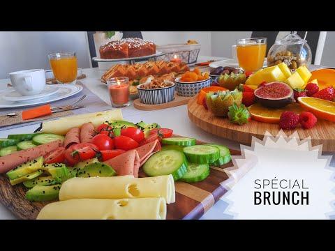 [BRUNCH1] Le brunch du dimanche| Idées, organisation, recettes et déco d'automne🍂🍁|فطور صباحي