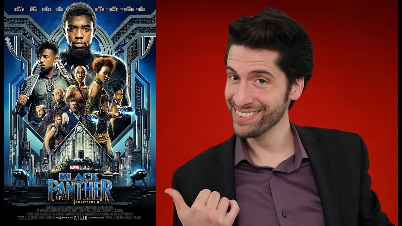 Black Panther - Movie Review #1
