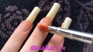 How to make your nails whiter!!