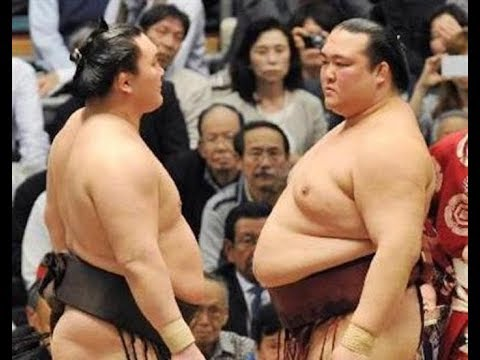 Contest update! 2 Yokozuna pull out of Osaka on Day 1