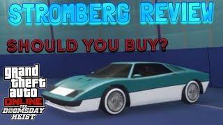 GTA 5 BUYER BEWARE: STROMBERG... Is it worth buying?