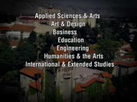 This is San Jose State University