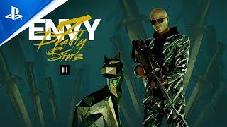 Hitman 3: Seven Deadly Sins - Act 6: Envy (Announcement Trailer) | PS5, PS4, PS VR